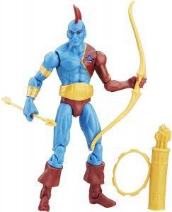 Figura de Yondu de Guardianes de la galaxia de Marvel Legends Series - Figuras coleccionables de Yondu