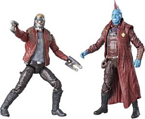 Figura de Yondu y Star Lord de Guardianes de la galaxia de Hasbro - Figuras coleccionables de Yondu