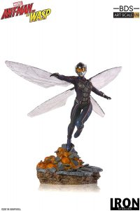 Figura de la Avispa de Iron Studios - Figuras coleccionables de The Wasp - La Avispa
