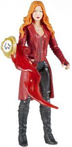 Figura de la Bruja Escarlata de los X-Men de Marvel Avengers 2 - Figuras coleccionables de la Bruja Escarlata