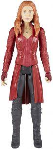 Figura de la Bruja Escarlata de los X-Men de Titan Hero Series - Figuras coleccionables de la Bruja Escarlata