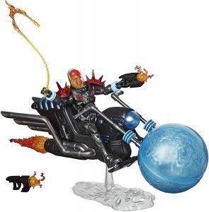 Figura del Motorista Fantasma Cósmico de Hasbro - Figuras coleccionables de Ghost Rider - El motorista fantasma