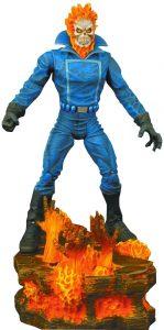 Figura del Motorista Fantasma de Abysse Corp - Figuras coleccionables de Ghost Rider - El motorista fantasma