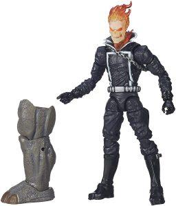 Figura del Motorista Fantasma de Marvel Legends - Figuras coleccionables de Ghost Rider - El motorista fantasma