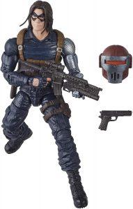 Figura del Soldado de Invierno Bucky Barnes de Hasbro - Figuras coleccionables del Soldado de Invierno - The Winter Soldier