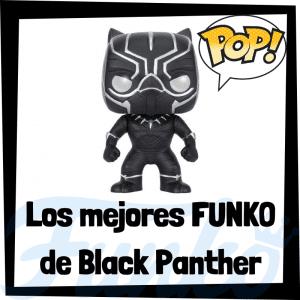 Figuras FUNKO POP de Black Panther - Funko POP de Black Panther - Pantera Negra