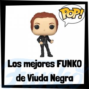 Figuras FUNKO POP de Black Widow - Funko POP de Viuda Negra