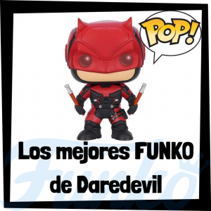 Figuras FUNKO POP de Daredevil - Funko POP de Daredevil
