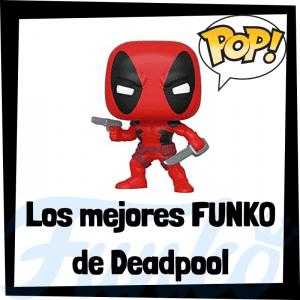 Figuras FUNKO POP de Deadpool - Funko POP de Deadpool de los X-Men