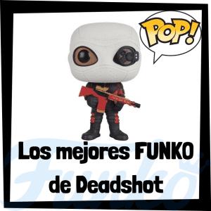 Figuras FUNKO POP de Deadshot - Funko POP de Deadshot