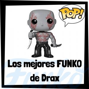 Figuras FUNKO POP de Drax el Destructor - Funko POP de Drax de los Guardianes de la Galaxia