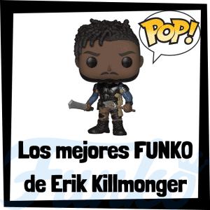 Figuras FUNKO POP de Erik Killmonger - Funko POP de Erik Killmonger