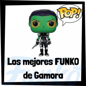 Figuras FUNKO POP de Gamora - Funko POP de Gamora de los Guardianes de la Galaxia