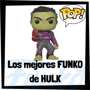 Figuras FUNKO POP de Hulk - Funko POP de Hulk