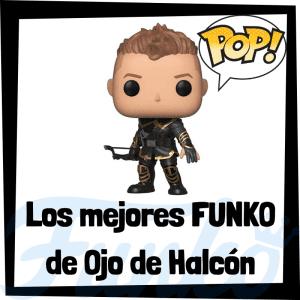 Figuras FUNKO POP de Ojo de Halcón - Funko POP de Hawkeye
