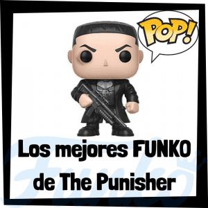 Figuras FUNKO POP de The Punisher de Frank Castle - Funko POP de The Punisher de Frank Castle