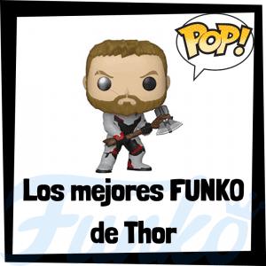 Figuras FUNKO POP de Thor- Funko POP de Thor