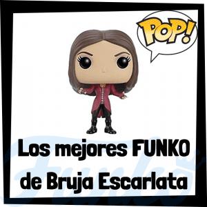 Figuras FUNKO POP de la Bruja Escarlata - Funko POP de Scarlet Witch