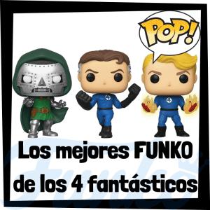 Figuras FUNKO POP de los 4 fantásticos - Funko POP de Fantastic Four