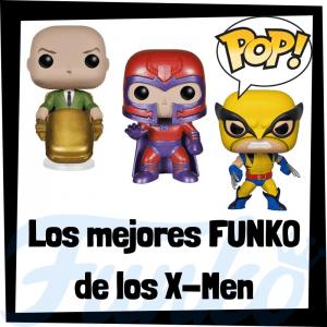 Figuras FUNKO POP de los X-Men - Funko POP de los personajes de los X-Men