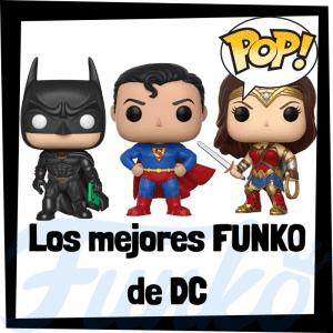 Figuras FUNKO POP de personajes de DC - Funko POP de los personajes de DC