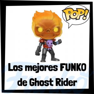 Figuras FUNKO POP del Motorista Fantasma - Funko POP de Ghost Rider