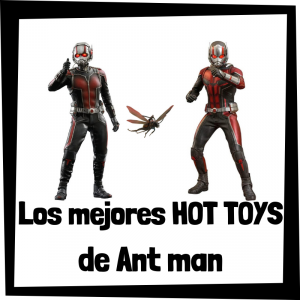 Hot Toys de Ant Man