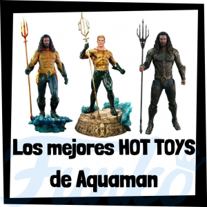 Hot Toys de Aquaman