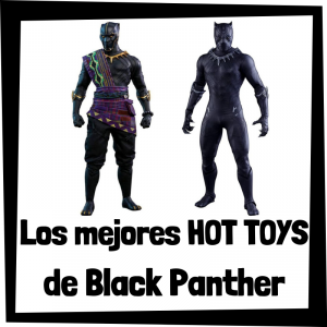 Figuras Hot Toys de Black Panther - Hot Toys de figuras de colección de Black Panther
