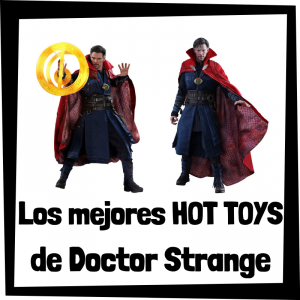 Hot Toys de Doctor Strange