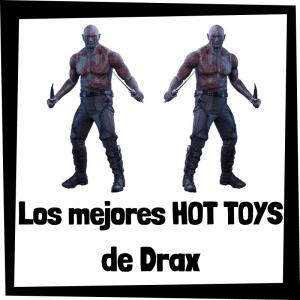 Hot Toys de Drax de los Guardianes de la Galaxia