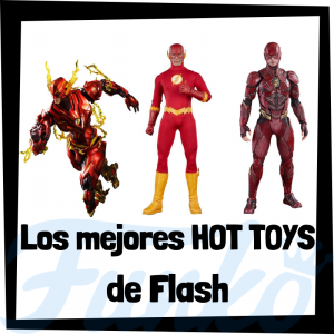 Hot Toys de Flash
