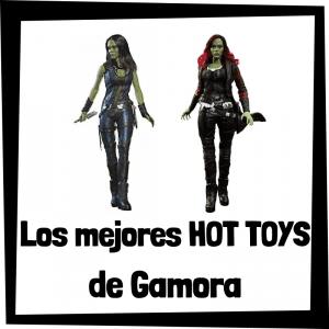 Hot Toys de Gamora de los Guardianes de la Galaxia