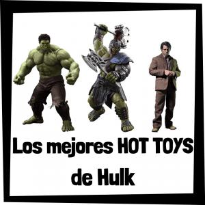 Figuras Hot Toys de Hulk - Hot Toys de figuras de colección de Hulk