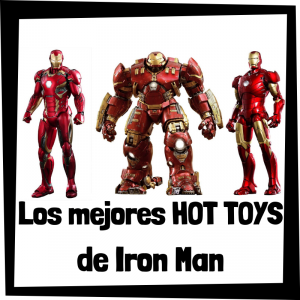Figuras Hot Toys de Iron Man - Hot Toys de figuras de colección de Iron Man