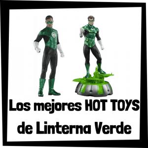 Figuras Hot Toys de Linterna Verde - Hot Toys de figuras de colección de Green Lantern