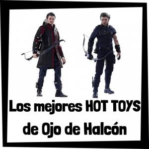 Hot Toys de Ojo de Halcón - Hawkeye