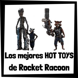 Hot Toys de Rocket Racoon de los Guardianes de la Galaxia