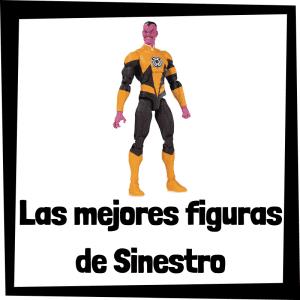 Figuras Hot Toys de Sinestro - Hot Toys de figuras de colección de Sinestro