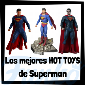 Hot Toys de Superman