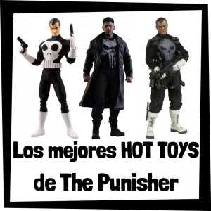 Figuras Hot Toys de The Punisher - Hot Toys de figuras de colección de The Punisher