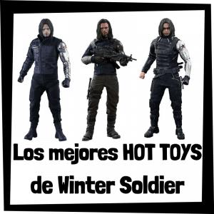 Hot Toys del Soldado de Invierno