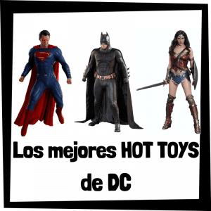 Hot Toys de personajes de DC