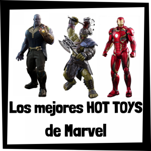 Hot Toys de personajes de Marvel