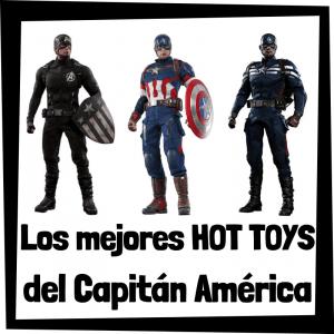 Hot Toys del Capitán América
