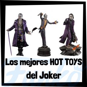 Figuras Hot Toys del Joker - Hot Toys de figuras de colección del Joker