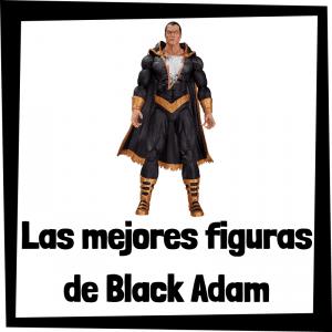 Figuras de colección de Black Adam - Las mejores figuras de colección de Black Adam