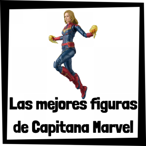 Figuras de Capitana Marvel