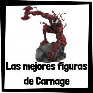 Figuras de Carnage