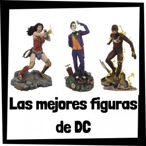 Figuras de acción y muñecos de personajes de DC